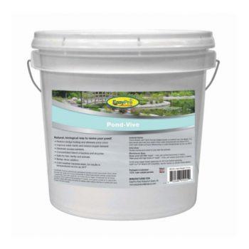 PB25X Pond-Vive Bacteria – 25lb pail – 50ct. 8oz Water Soluble Packs