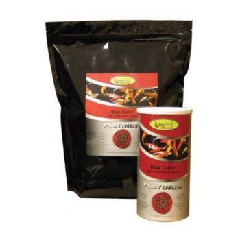 EasyPro Platinum Koi & Goldfish Food - Max Color, 5lb bag